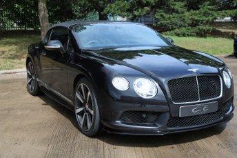 2014 BENTLEY CONTINENTAL 4.0 GT V8 S 2d AUTO 521 BHP £86995.00