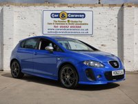 2012 SEAT LEON 2.0 SUPERCOPA FR PLUS CR TDI 5d 168 BHP £10250.00