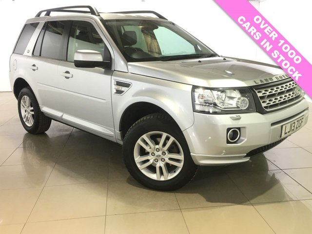 View our 2013 13 LAND ROVER FREELANDER 2.2 SD4 XS 5d AUTO 190 BHP
