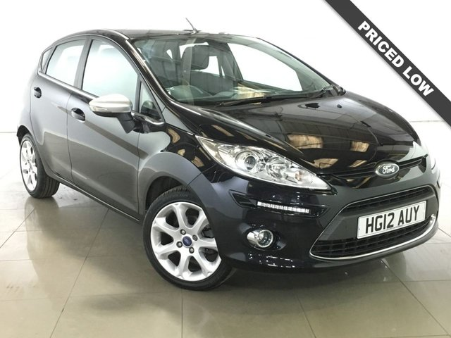 View our 2012 12 FORD FIESTA 1.2 CENTURA 5d 81 BHP