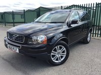 2010 VOLVO XC90 2.4 D5 SE AWD 5d AUTO 185 BHP 7 SEATER LEATHER ONE OWNER FSH £11490.00