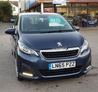 USED 2015 65 PEUGEOT 108 1.0 ACTIVE 5d AUTO 68 BHP