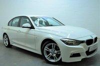 2014 BMW 3 SERIES 2.0 318D M SPORT 4d AUTO 141 BHP £11795.00
