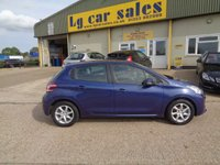 USED 2015 64 PEUGEOT 208 1.0 ACTIVE 5d 68 BHP