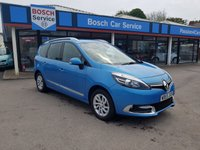 USED 2015 65 RENAULT GRAND SCENIC 1.5 DYNAMIQUE NAV DCI 5d AUTO 110 BHP Stunning example of the very popular Renault Clio