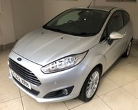 USED 2013 62 FORD FIESTA TITANIUM
