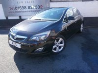 USED 2010 10 VAUXHALL ASTRA 1.6 SRI 5dr GREAT VALUE 5DR HATCH