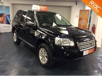 2010 LAND ROVER FREELANDER 2 2.2 TD4 E XS  £SOLD