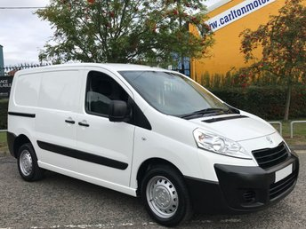 2015 PEUGEOT EXPERT 2.0 HDI 1000 L1H1 PROFESSIONAL 130 # MANAGERS SPECIAL # A/C £6950.00