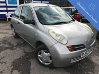 USED 2003 03 NISSAN MICRA 1.2 S 3d AUTO 80 BHP AUTOMATIC Nissan Micra has a long MOT expiring 22/08/19