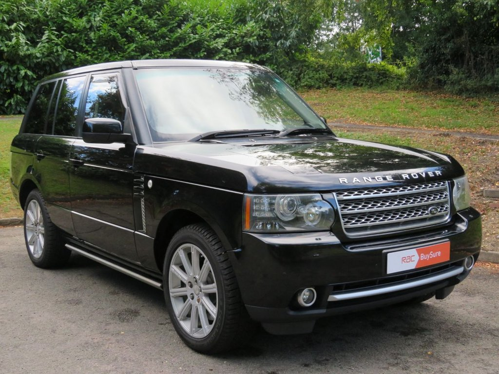 Anchorage Used Cars >> 2009 Land Rover Range Rover V8 Autobiography £22,990