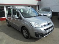 2015 CITROEN BERLINGO MULTISPACE 1.6 BLUEHDI FEEL EDITION ETG6 5d AUTO 98 BHP £10995.00