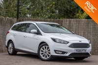 USED 2015 65 FORD FOCUS 2.0 TITANIUM TDCI 5d AUTO 148 BHP £0 DEPOSIT BUY NOW PAY LATER - 1 OWNER - FULL FORD S/H - NAV