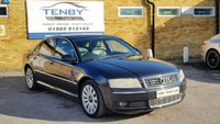 2004 AUDI A8 3.0 V6 4d 217 BHP £2484.00