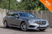 USED 2014 14 MERCEDES-BENZ E CLASS 2.1 E220 CDI AMG SPORT 4d 168 BHP £0 DEPOSIT BUY NOW PAY LATER - FULL MERCEDES S/H - NAVIGATION