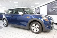 2015 MINI HATCH COOPER 1.5 COOPER AUTO 134 BHP £10950.00