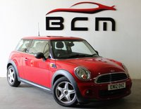 2012 MINI HATCH FIRST