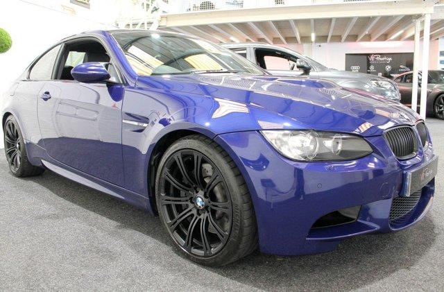 2009 09 BMW M3 4.0 M3 2d AUTO 420 BHP