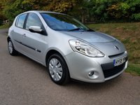 2009 RENAULT CLIO 1.1 EXPRESSION TCE 5d 100 BHP £2795.00