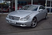 USED 2010 10 MERCEDES-BENZ CLS CLASS 3.0 CLS350 CDI GRAND EDITION 4d 224 BHP FINANCE TODAY WITH NO DEPOSIT