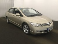 2010 HONDA CIVIC 1.8 ES I-VTEC 5d 139 BHP £SOLD