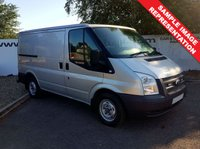 USED 2012 12 FORD TRANSIT 280 2.2 100BHP SWB/LR **70 VANS IN STOCK**