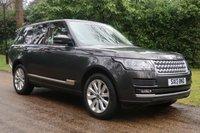 2013 LAND ROVER RANGE ROVER 4.4 SDV8 VOGUE 5d AUTO 339 BHP £SOLD