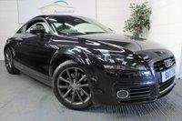 2011 AUDI TT 2.0 TDI QUATTRO SPORT 2d 170 BHP £8750.00