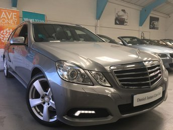 2010 MERCEDES-BENZ E CLASS 1.8 E250 CGI BLUEEFFICIENCY AVANTGARDE 5d AUTO 204 BHP £12990.00