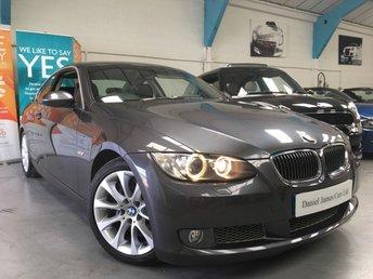 2007 BMW 3 SERIES 3.0 335D SE 2d AUTO 282 BHP £8490.00