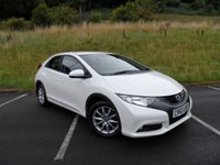 USED 2012 62 HONDA CIVIC 1.8 I-VTEC ES 5d 140 BHP FULL MAIN DEALER SERVICE HISTORY