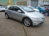 2010 HONDA CIVIC 2.2 I-CTDI EX 5d 138 BHP £4995.00