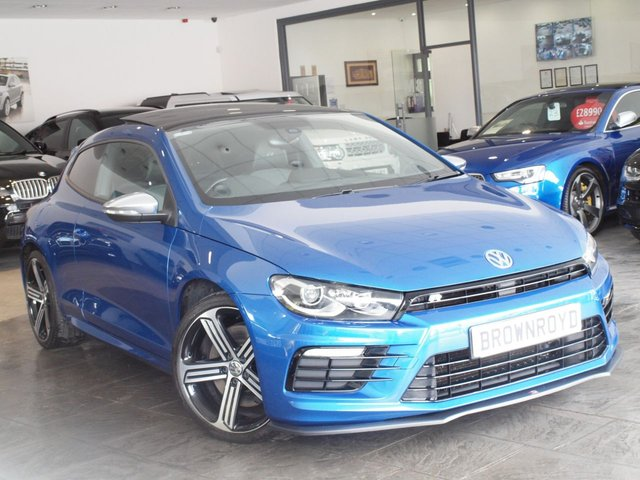 View our VOLKSWAGEN SCIROCCO