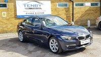 2012 BMW 3 SERIES 2.0 320D LUXURY 4d AUTO 184 BHP £9984.00