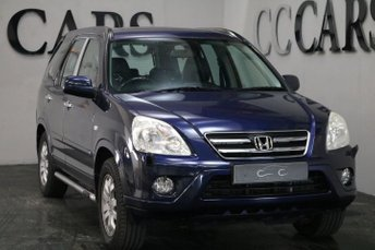 2006 HONDA CR-V 2.2 I-CTDI EXECUTIVE 5d 138 BHP £3995.00