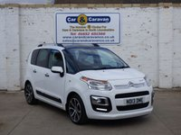 2013 CITROEN C3 PICASSO 1.6 PICASSO EXCLUSIVE HDI 5d 91 BHP £5388.00