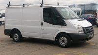 2010 FORD TRANSIT 2.2 280 LR 1d 85 BHP NO VAT TO ADD  2 OWNER 12 MONTHS WARRANTY COVER  £4390.00