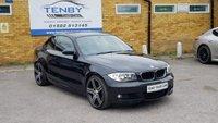 2008 BMW 1 SERIES 2.0 123D M SPORT 2d 202 BHP £3484.00