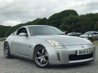 2005 NISSAN 350 Z 3.5 V6 3d 277 BHP £5500.00