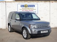 2012 LAND ROVER DISCOVERY 3.0 4 SDV6 XS 5d AUTO 255 BHP £15888.00