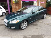 2008 JAGUAR XF 2.7 LUXURY V6 4d AUTO 204 BHP £8495.00