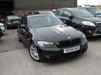 2009 BMW 3 SERIES 2.0 318D M SPORT 4d 141 BHP £4750.00
