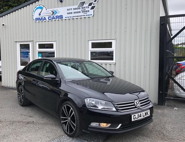 2014 14 VOLKSWAGEN PASSAT 1.6 S TDI BLUEMOTION TECHNOLOGY  104 BHP SALOON