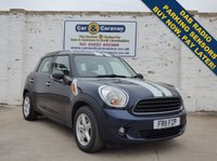 USED 2011 11 MINI COUNTRYMAN 1.6 ONE D 5d 90 BHP All MINI History Bluetooth A/C 0% Deposit Finance Available