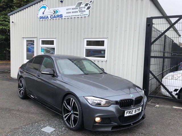 2013 BMW 3 SERIES 2.0 320D M SPORT 181 BHP 4DR SALOON