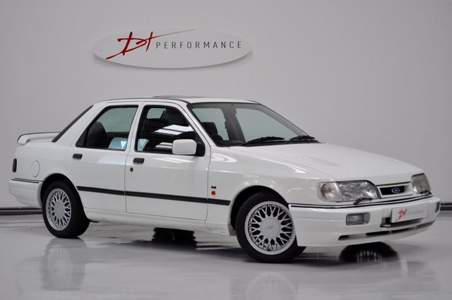1992 J FORD SIERRA 2.0 SAPPHIRE COSWORTH 4X4 4d 217 BHP OUTSTANDING CONDITION THROUGHOUT
