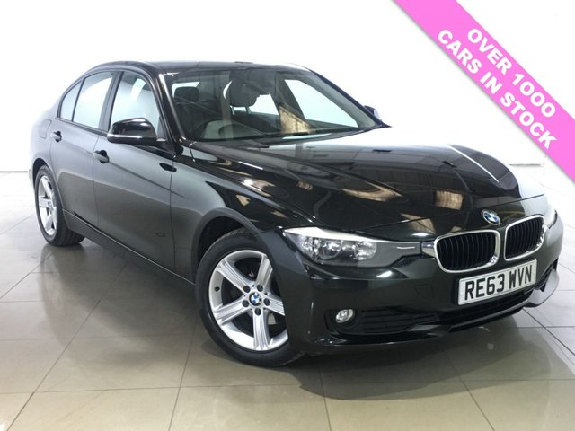 View our 2013 63 BMW 3 SERIES 2.0 316D SE 4d 114 BHP