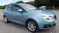 2009 SEAT IBIZA 1.4 SE 5d 85 BHP £3500.00