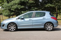 USED 2013 13 PEUGEOT 308 1.6 ACTIVE 5d 120 BHP