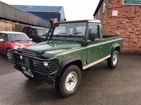 USED 1998 LAND ROVER DEFENDER 2.5 110 HT TDI 1d  Defender 110 pick up can be converted to hard top instead